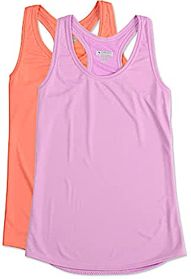 Augusta Women's Mesh Back Performance Racerback Tank