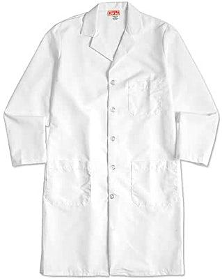 Red Kap Full Button Lab Coat