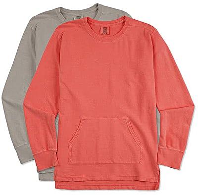 Comfort Colors French Terry Crewneck Sweatshirt