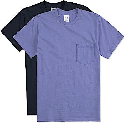 Gildan Hammer Pocket T-shirt