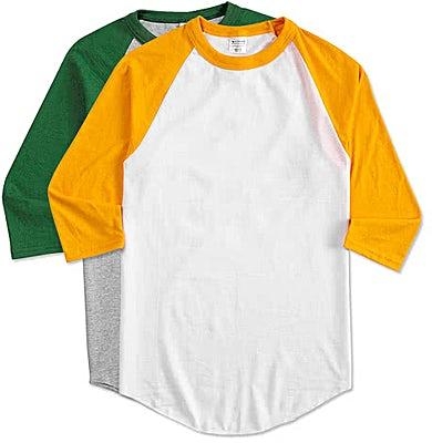 Augusta 50/50 Raglan T-shirt