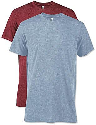 Delta Platinum Tri-Blend T-shirt