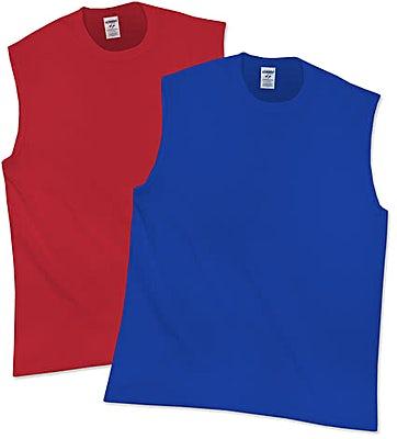 Jerzees Sleeveless T-shirt