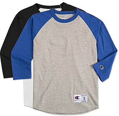 Champion Raglan T-shirt